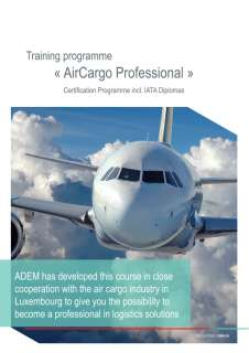 "Formation ""Aircargo Professional"""