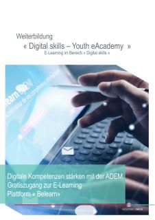 Weiterbildung « Digital skills – Youth eAcademy »