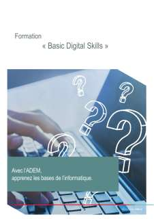 "Formation ""Basic-digital-skills"""